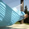Rede Descanso Azul Turquesa Kalma