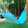 Rede dormir azul turquesa kalma