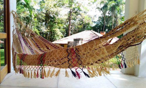 Rede de dormir Adorna Kalma Butiti Varanda