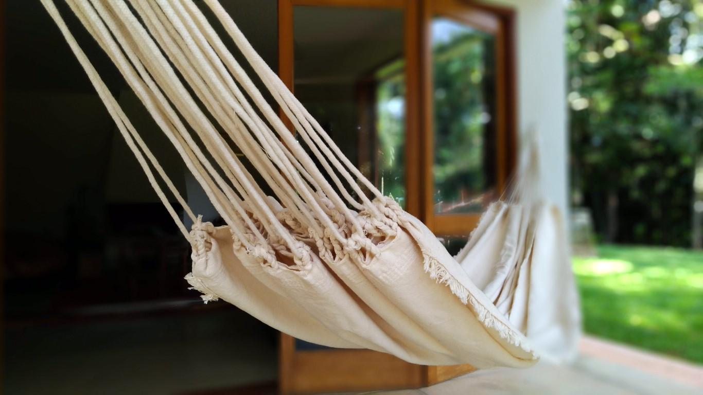 Rede de dormir Adorna Kalma In Natura