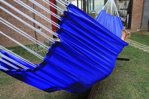 Rede Dormir Azul Kalma Decor