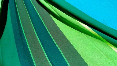 Rede de dormir verde cacto Kalma