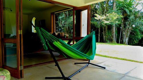 Rede de descanso verde cactoKalma